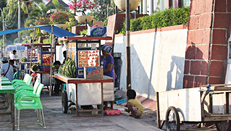 Menjelajah Kuliner MakassarII