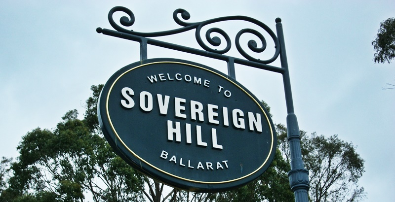 [Throwback] Sovereign Hill, Ballarat