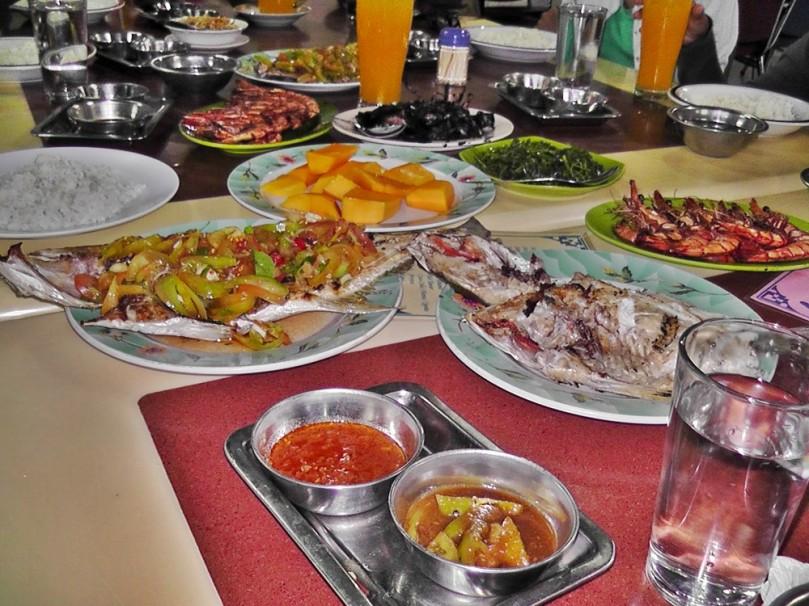 seafood lae-lae