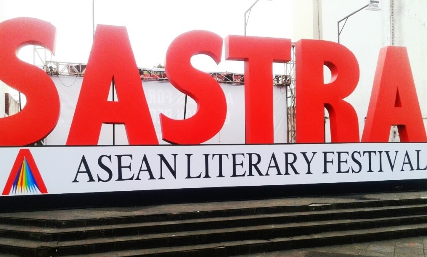 Discussing Ethnicity, Religion, and Literature at ASEAN Literary Festival