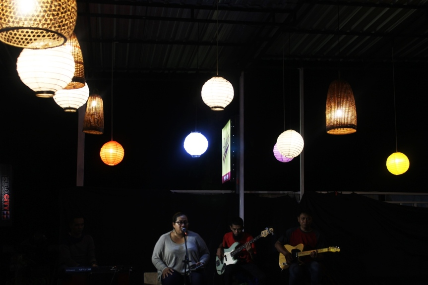 Jazzy Night at Bandini Koffie