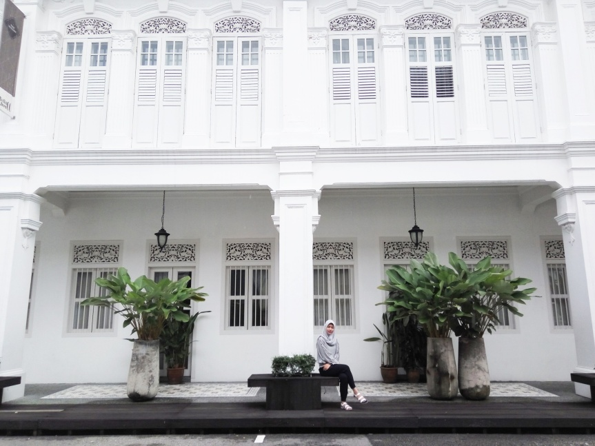 Singapore Trip #1 – The Sultan, The Architectural Heritage