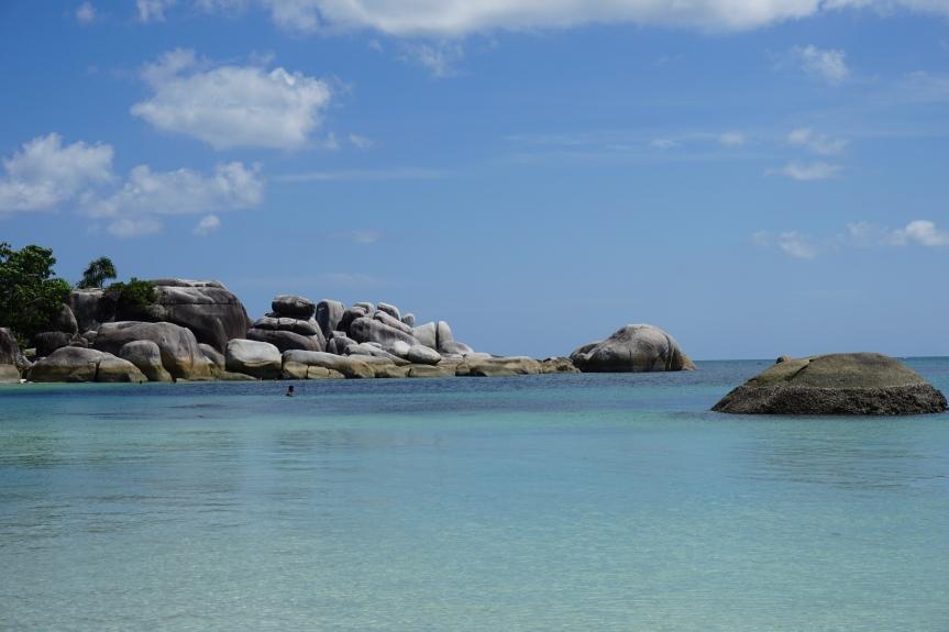 Anniversary Trip – Belitung Day1